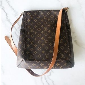 Louis Vuitton Musette GM Crossbody